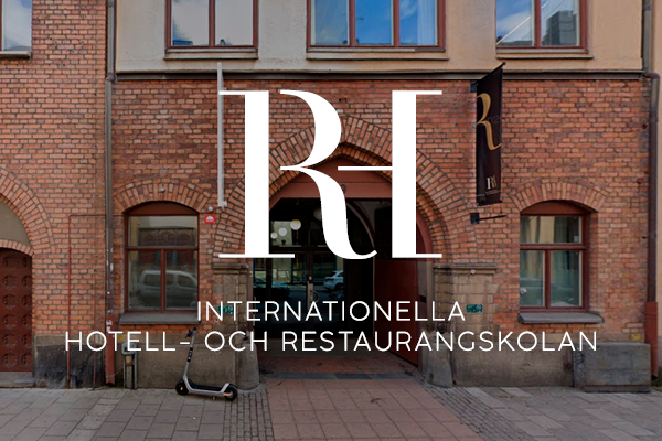 Logga Restaurangskolan Stockholm