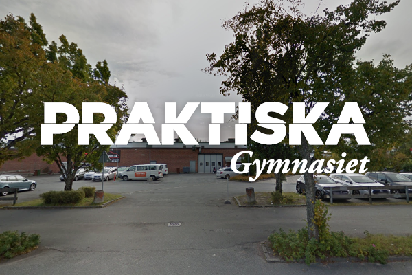 Logga Praktiska Gymnasiet Örebro