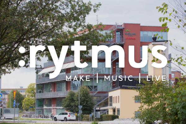 Logga Rytmus Stockholm